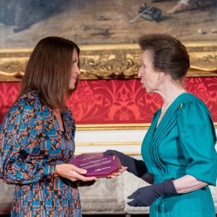 Altrincham Nursery receives award